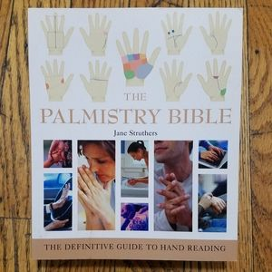 The Palmistry Bible - Book